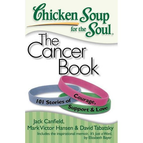 Chicken Soup for the Soul the Cancer Boo ( Chicken Soup for the Soul) (Paperback) by Jack Canfield - image 1 of 1