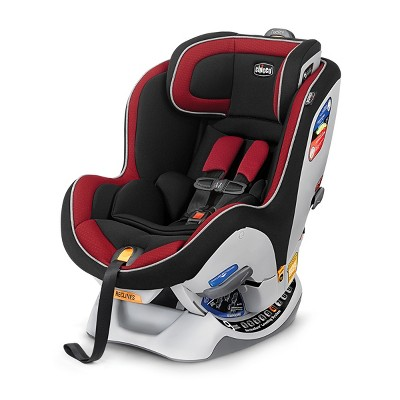 Chicco NextFit IX Convertible Car Seat - Firecracker