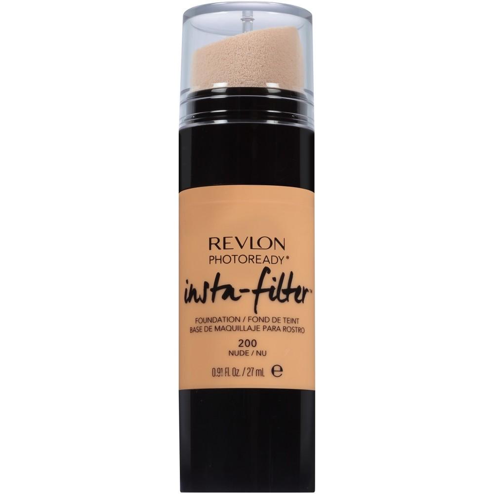 Revlon PhotoReady Insta-Filter Foundation 200 Nude - 0.91 fl oz