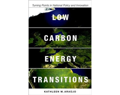 Low Carbon Energy Transitions : Turning Points in National Policy and Innovation -  (Hardcover) - image 1 of 1