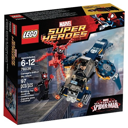 LEGO® Super Heroes Carnage Shield Attack 76036 - image 1 of 7
