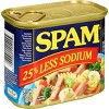 SPAM Less Sodium Lunch Meat - 12oz - image 4 of 4