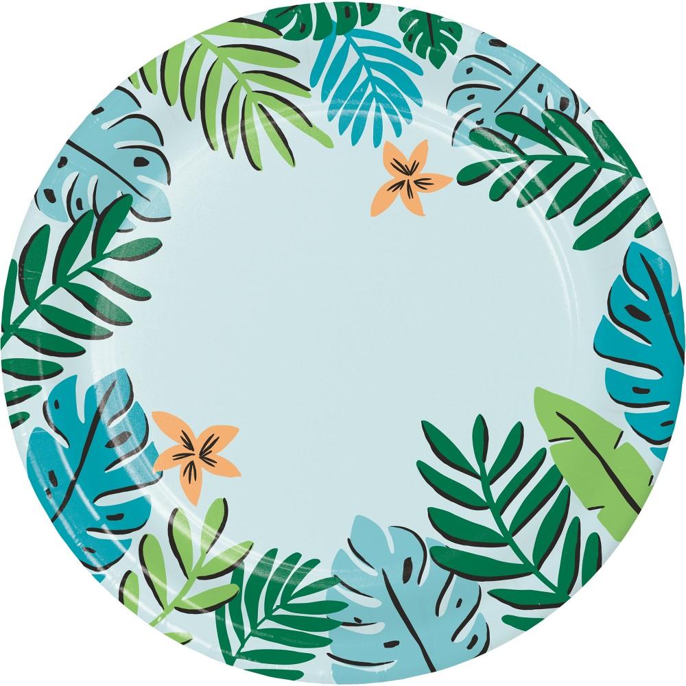 10ct Dinosaur Snack Plate - Spritz