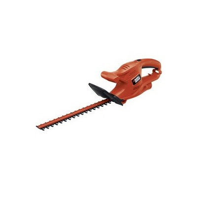Black & Decker TR116 3 Amp Dual Action 16 in. Electric Hedge Trimmer