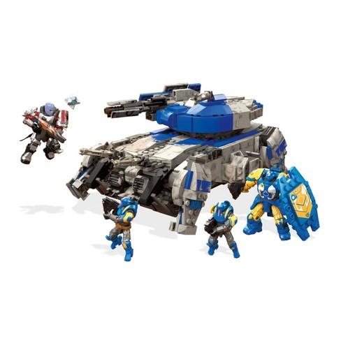 Mega Construx Destiny Goliath Tank Strike Building Set - image 1 of 4