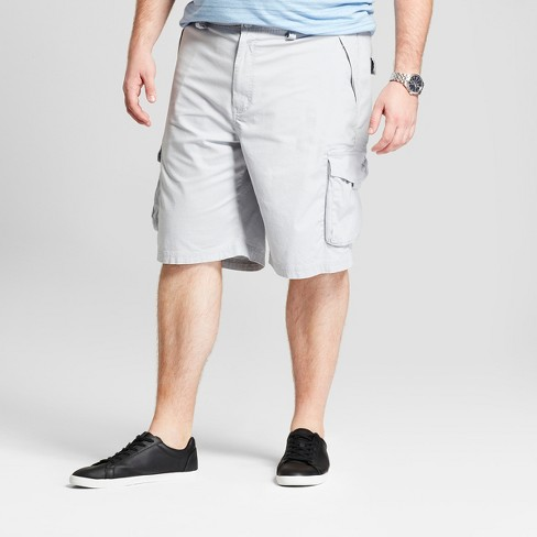 "Men's Big & Tall 11"" Utility Cargo Shorts - Goodfellow & Co™ - image 1 of 4"