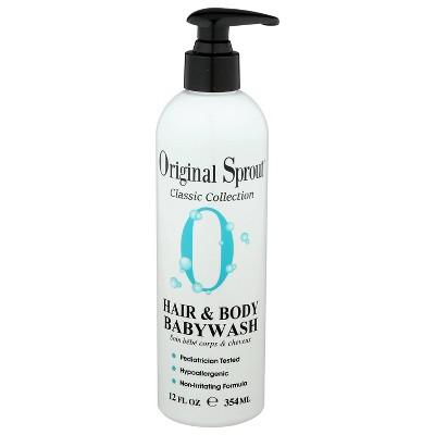 Original Sprout Hair & Body Baby Wash - 12 fl oz