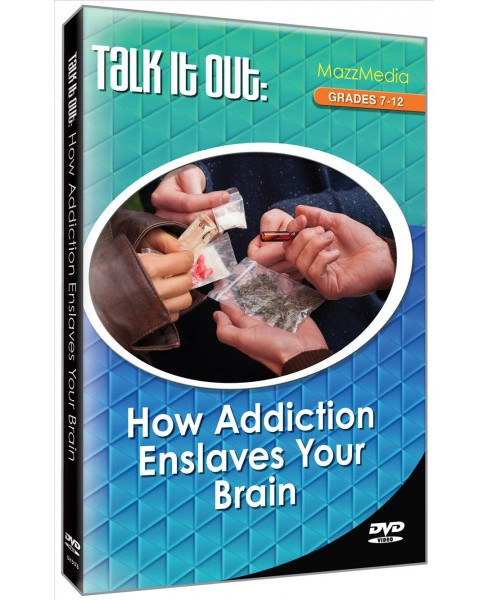 Talk it out:How addiction enslaves yo (DVD) - image 1 of 1