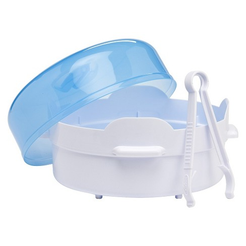 how to use dr brown bottle sterilizer