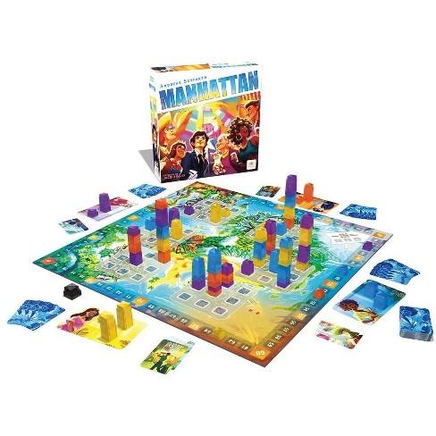 Manhattan Board Game - image 1 of 1