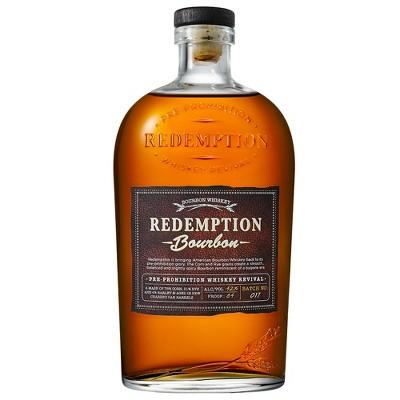 Redemption Bourbon Whiskey - 750ml Bottle