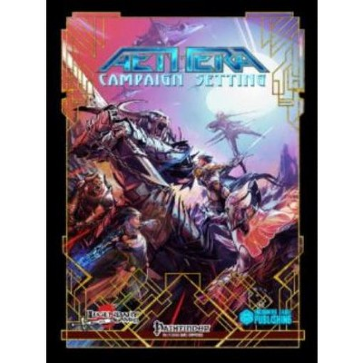 Aethera Campaign Setting Hardcover