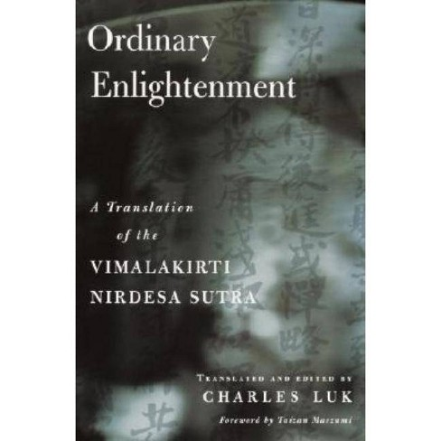 Ordinary Enlightenment - by  Charles Luk (Paperback) - image 1 of 1