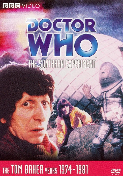 Doctor who:Ep 77 sontaran experiment (DVD) - image 1 of 1