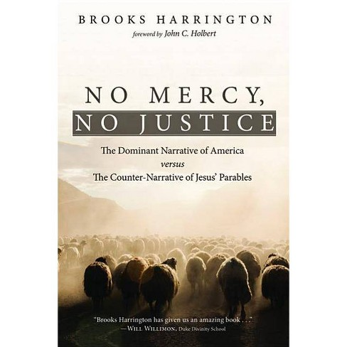 No Mercy, No Justice - by  Brooks Harrington (Paperback) - image 1 of 1