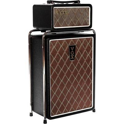 "Vox MSB25 Mini Superbeetle 25W 1x10"" Mini Guitar Amplifier Stack Black"