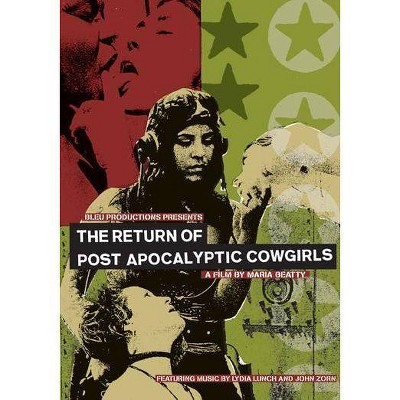 The Return of Post Apocalyptic Cowgirls (DVD)