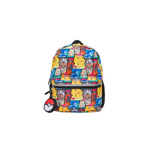 Pokemon Kids' Backpack - Red/Blue/White - image 1 of 6