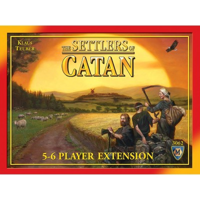 Catan Fourth Edition Strategy Board Game