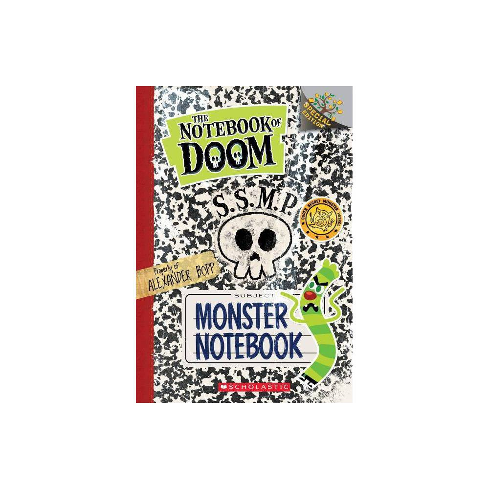 Monster Notebook Branches Special Edition Notebook Of Doom By Troy Cummings Paperback