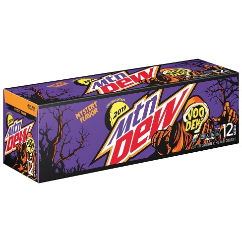 Mountain Dew VooDew - 12pk/12 fl oz Cans - image 1 of 3