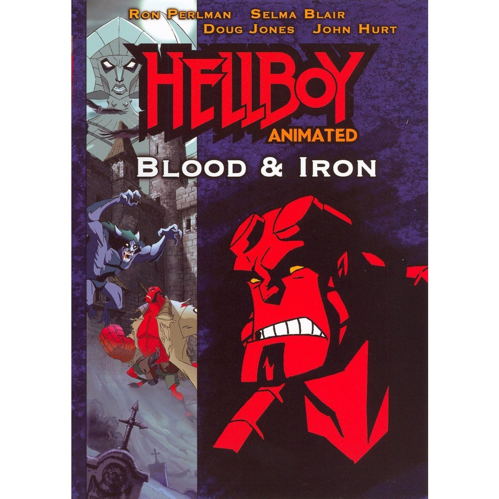 Hellboy: Blood and Iron, Movies