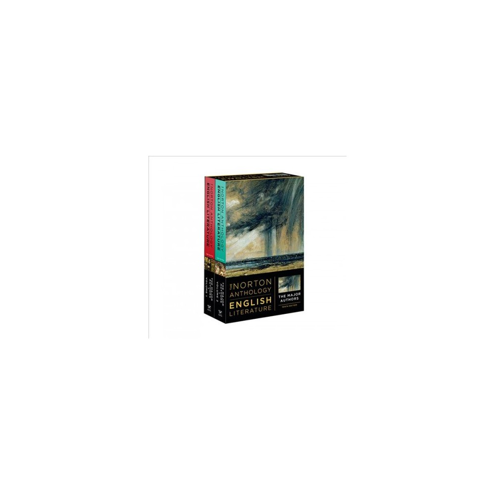 Norton Anthology of English Literature : The Major Authors - 10 (Paperback)