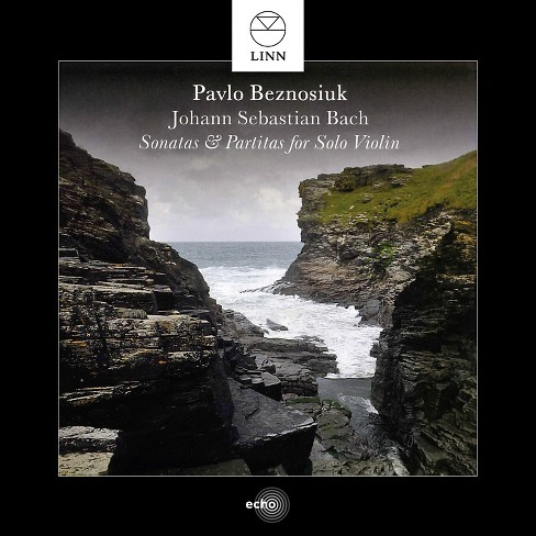 Pavlo beznosiuk - Bach:Sons & partitas for solo violin (CD) - image 1 of 1