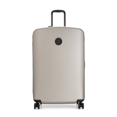 Kipling Curiosity Large Metallic 4 Wheeled Rolling Luggage