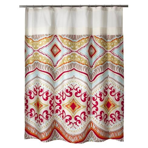 Boho BoutiqueTM Utopia Shower Curtain Target