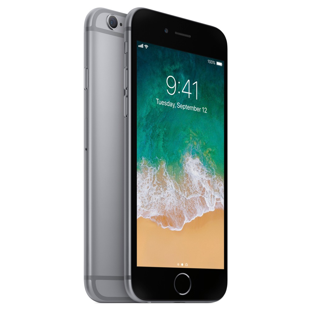 Apple iPhone 6S 16GB GSM 4G LTE A1688 (Unlocked) - Space Gray