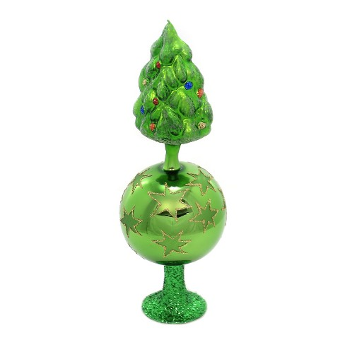 Inge Glas Tree Of Christmas Tree Topper Free Standing - image 1 of 2