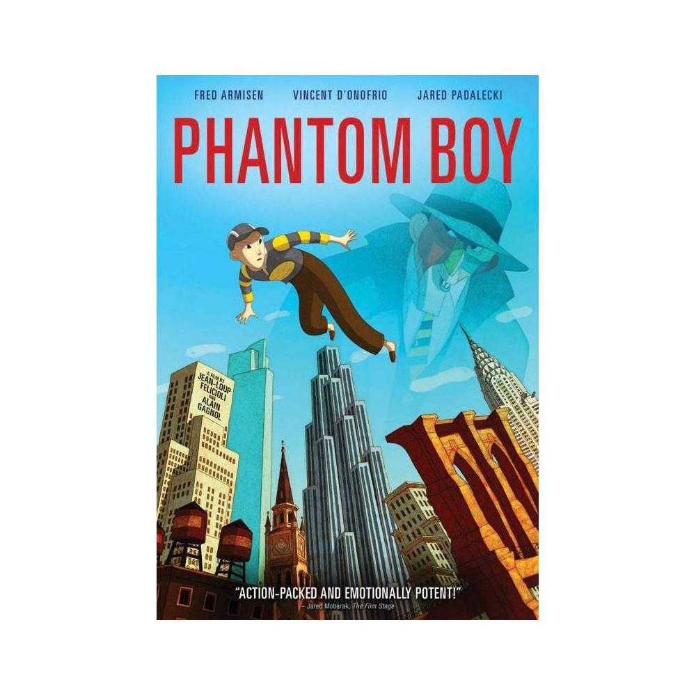 Phantom Boy Dvd 2016