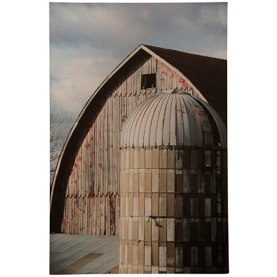 24  Shipley Silo Farmhouse Printed Decorative Wall Art - StyleCraft