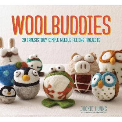 Woolbuddies - by  Jackie Huang (Hardcover)