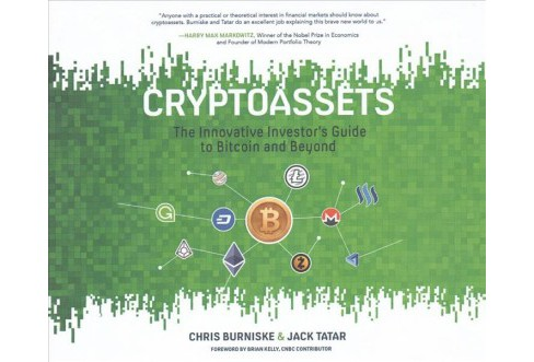 Cryptoassets : The Innovative Investor's Guide to Bitcoin and Beyond -  Unabridged (CD/Spoken Word) - image 1 of 1