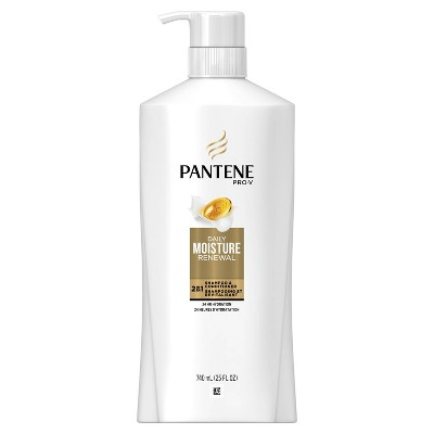 Shampoo & Conditioner: Pantene Pro-V 3 Minute Miracle Daily Moisture Renewal
