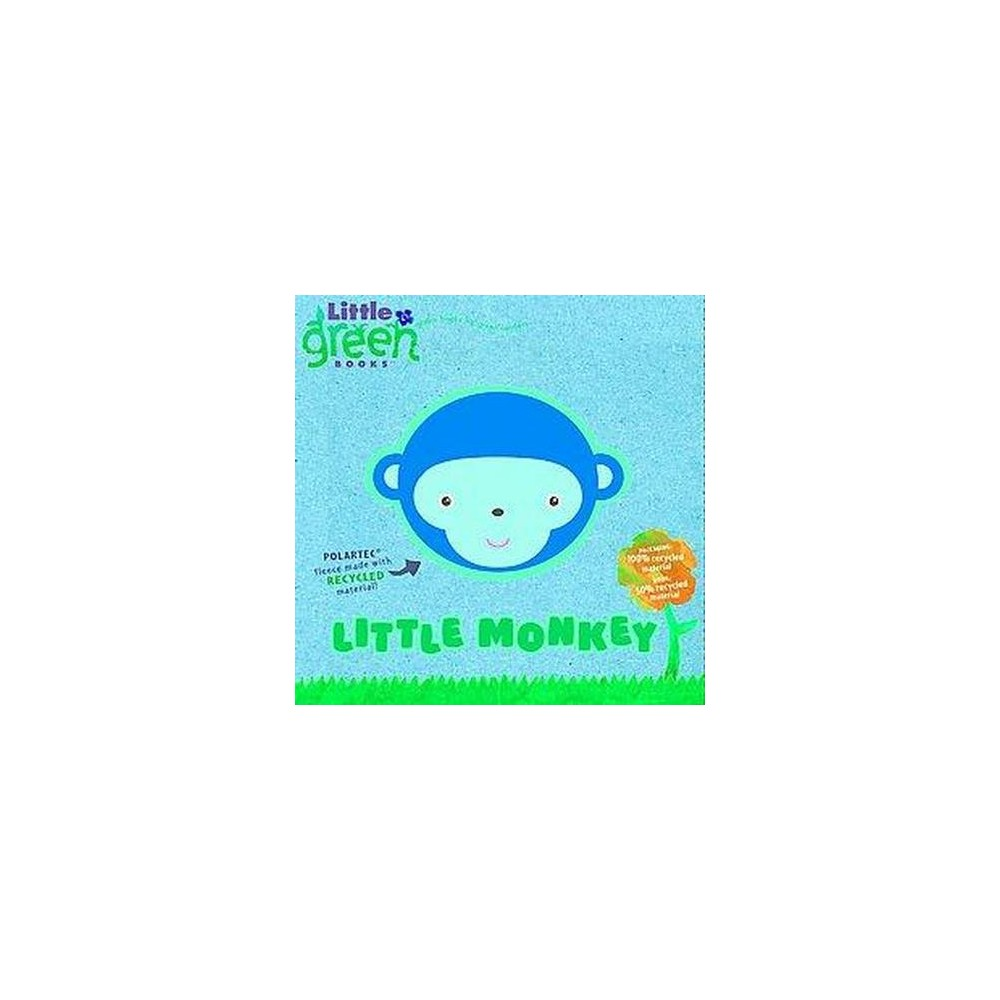 Little Monkey (Rag Book) by Kimberly Ainsworth