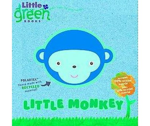 Little Monkey (Rag Book) by Kimberly Ainsworth - image 1 of 1