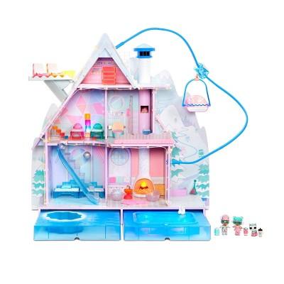 L.O.L. Surprise! Winter Disco Chalet Doll House With 95+ Surprises by L.O.L. Surprise!