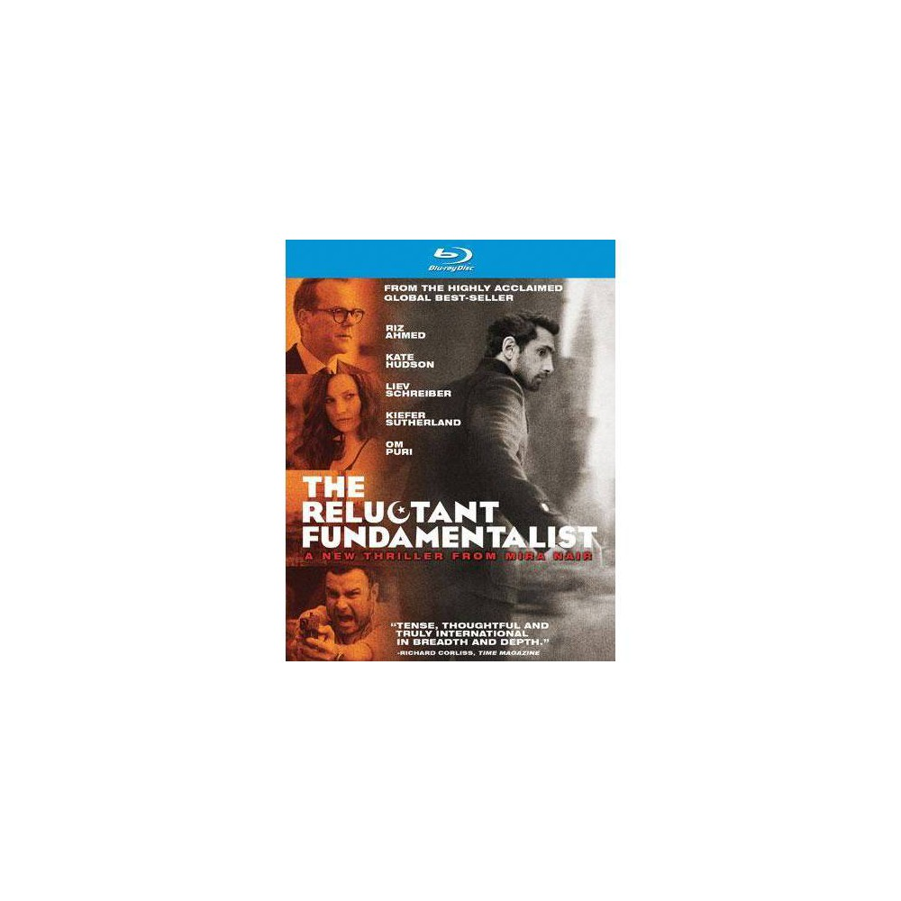 The Reluctant Fundamentalist Blu Ray
