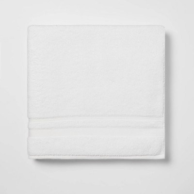 Performance Bath Sheet White - Threshold™