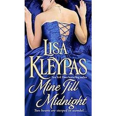 Mine Till Midnight ( Hathaway) (Paperback) by Lisa Kleypas