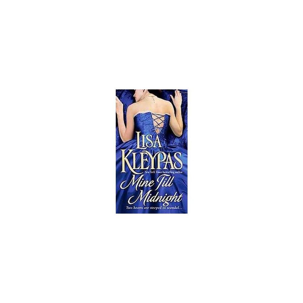 Mine Till Midnight Hathaway Paperback By Lisa Kleypas