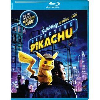 Pokemon: Detective Pikachu (Blu-Ray)