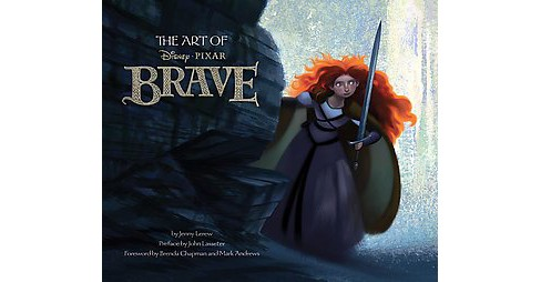 Art of Brave (Hardcover) (Jenny Lerew) - image 1 of 1
