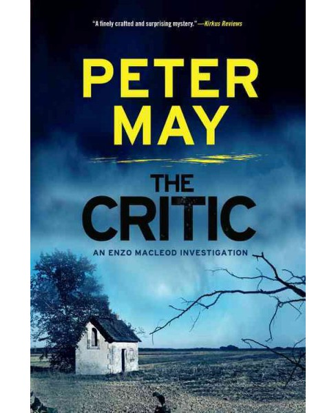 Critic (Paperback) (Peter May) - image 1 of 1