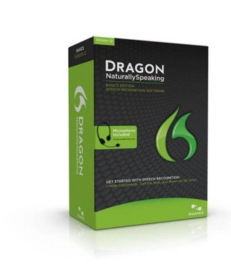 Dragon Version 12 Basics PC Software