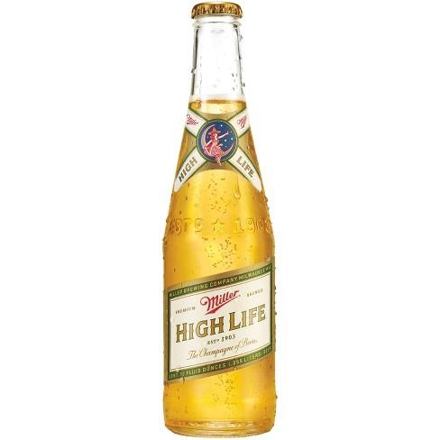 Miller High Life Beer - 24pk/12 fl oz Bottles - image 1 of 1