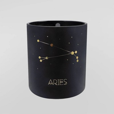 7.8oz Astrological Glass Jar Candle Aries - Project 62™